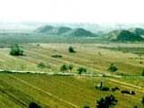 Les pyramides de Xian en Chine Merci à Philip Coppens