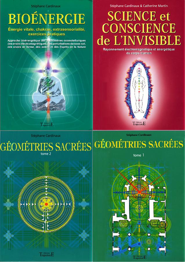 Editions Trajectoire, Image : Génie du Lieu