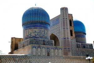 Mosquée de Samarkand